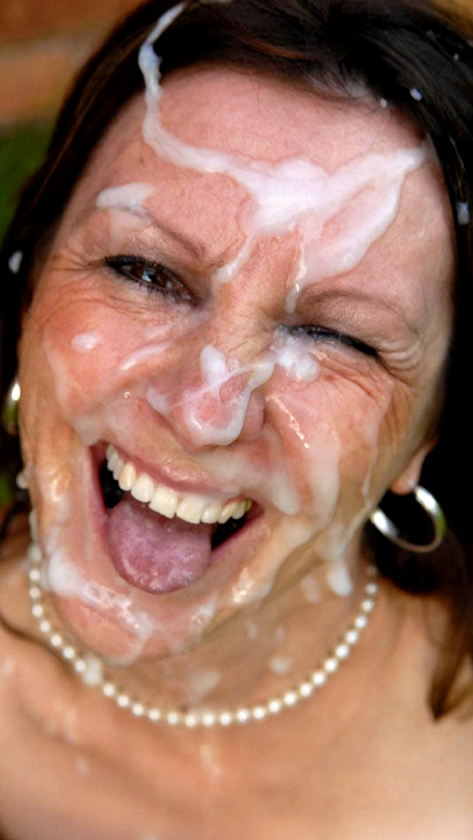 Facials Of Cum 45