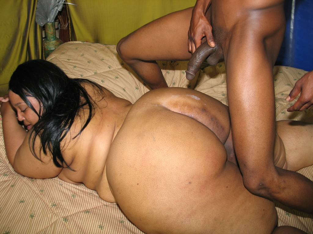 Asshole bbw sex black pics fat