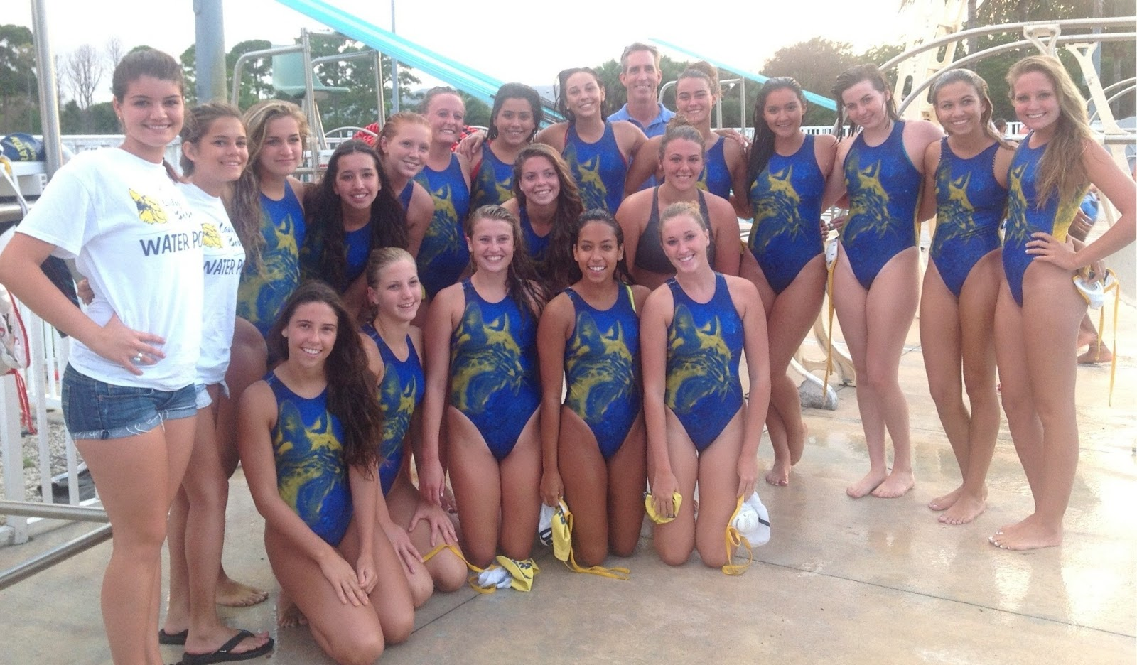 Recommend hot water polo girls necessary words