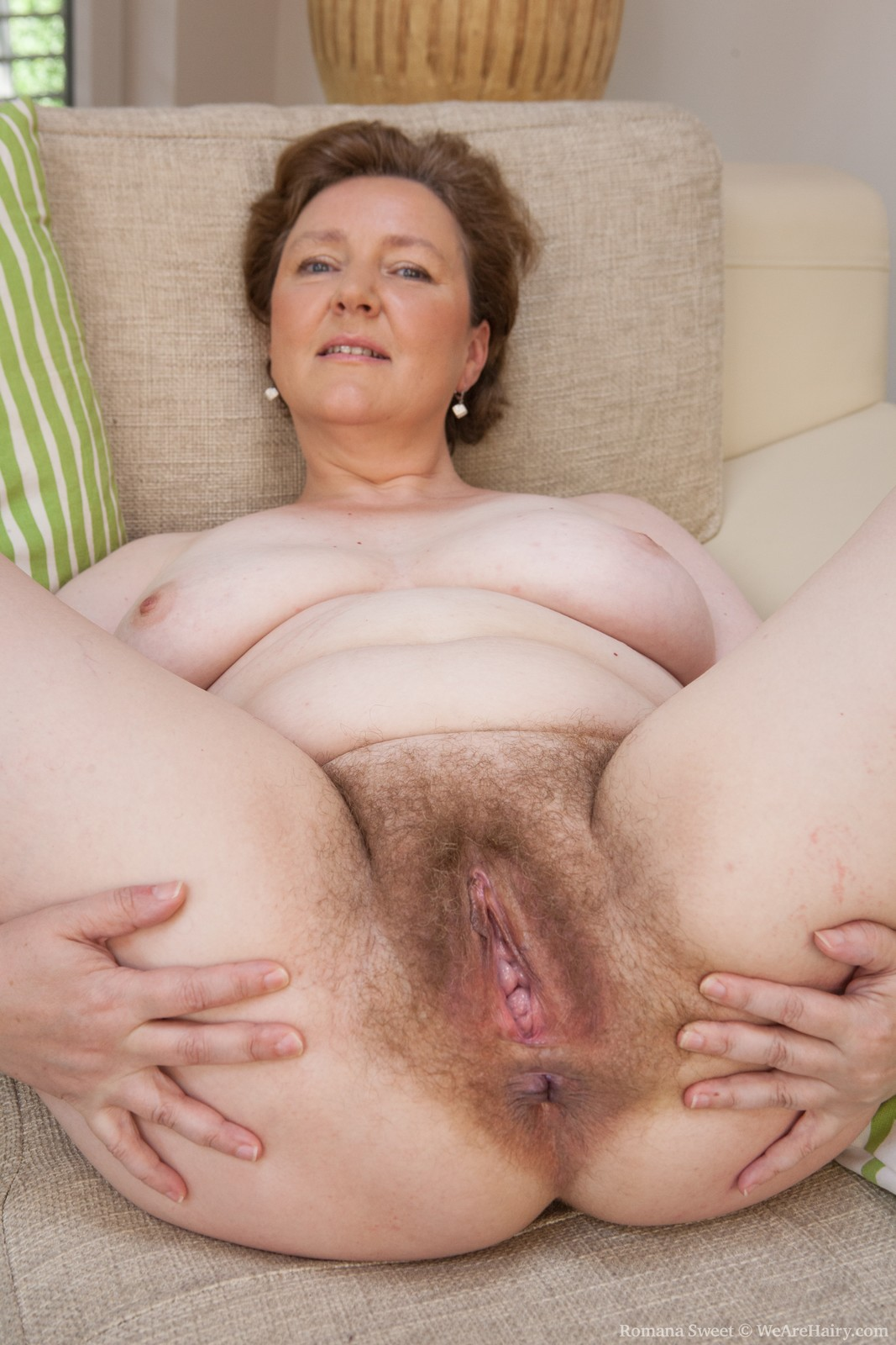 Hairy mature pussy porn think