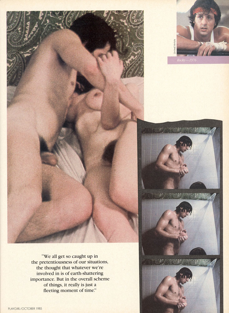 Sylvester Stallone 10 Hollywood Stars in Porno