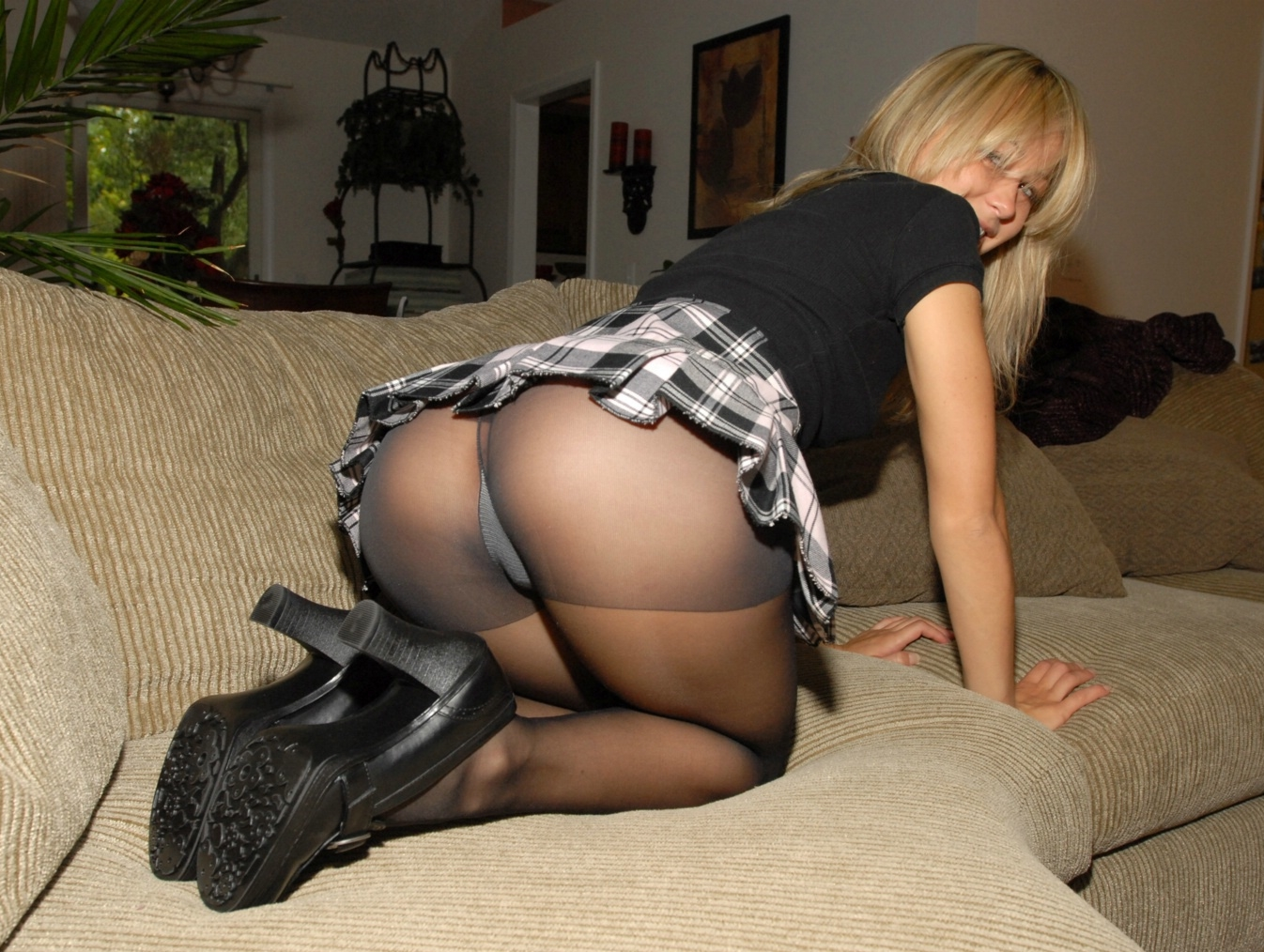 pantyhose school sex japan