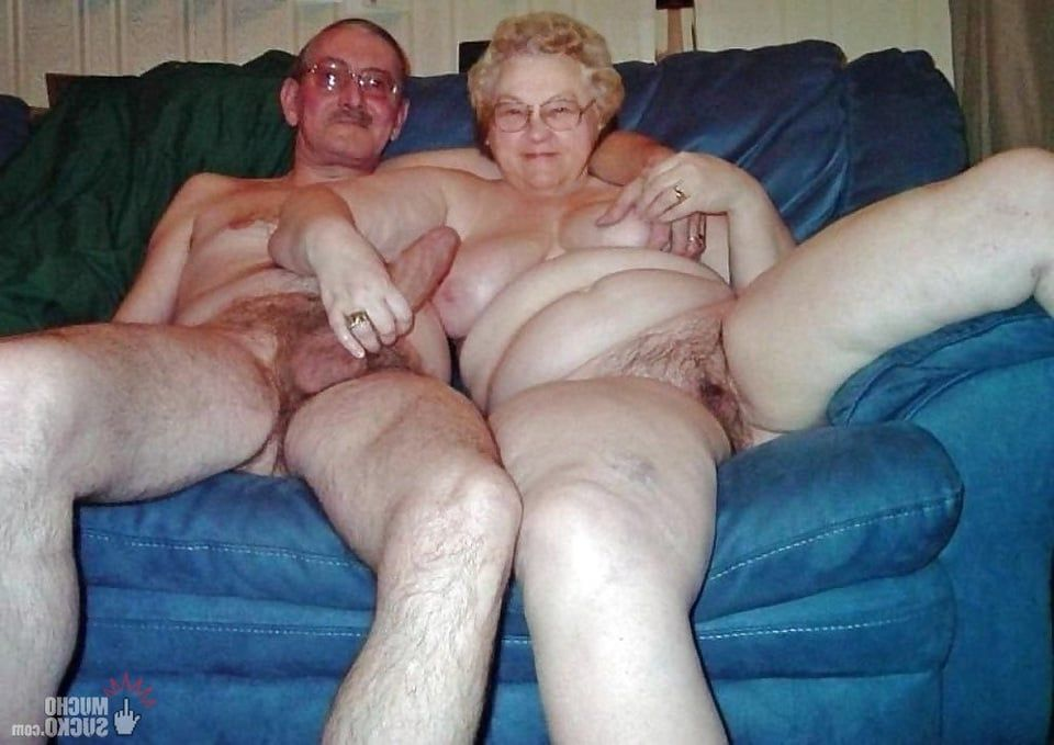 Old people haveing naked sex consider, that