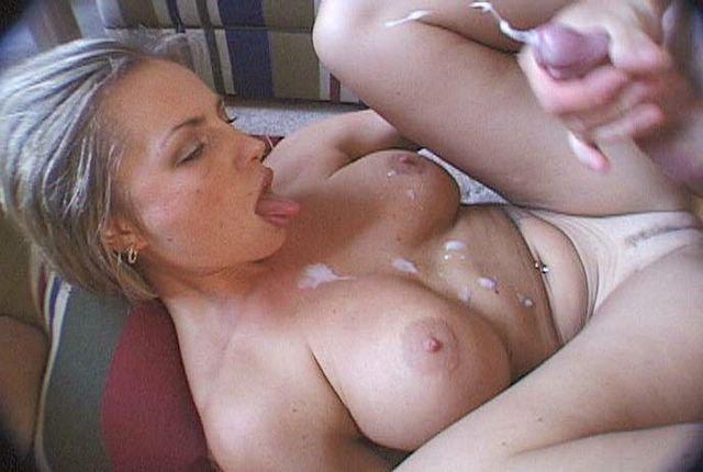 Кончил маме на сиси порнорассказ