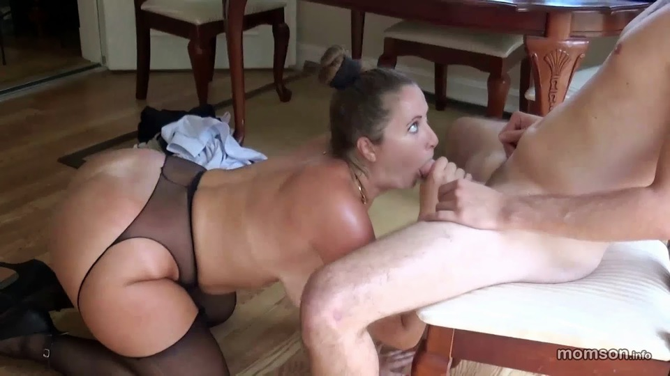 black cock came inside her