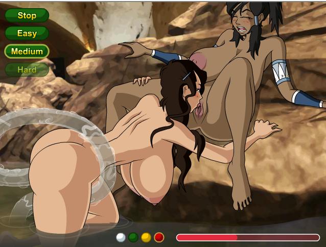 Игры порно катара и аватар