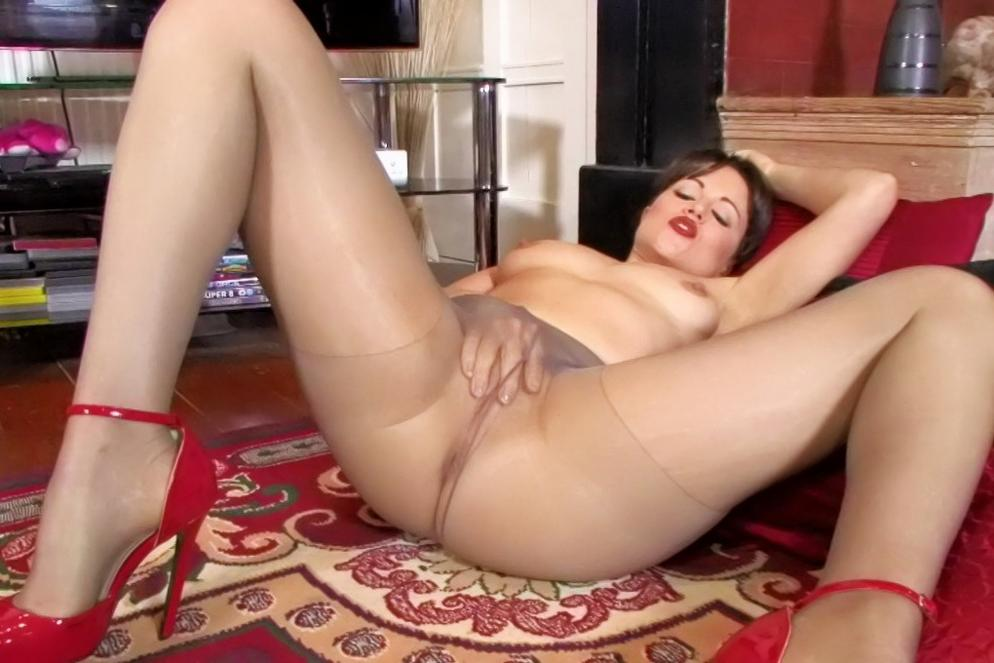 Dicks Pantyhose Videos