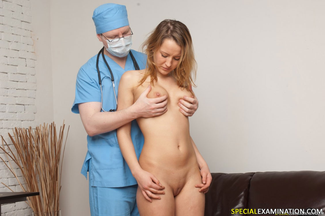 real naked women in doctors offices