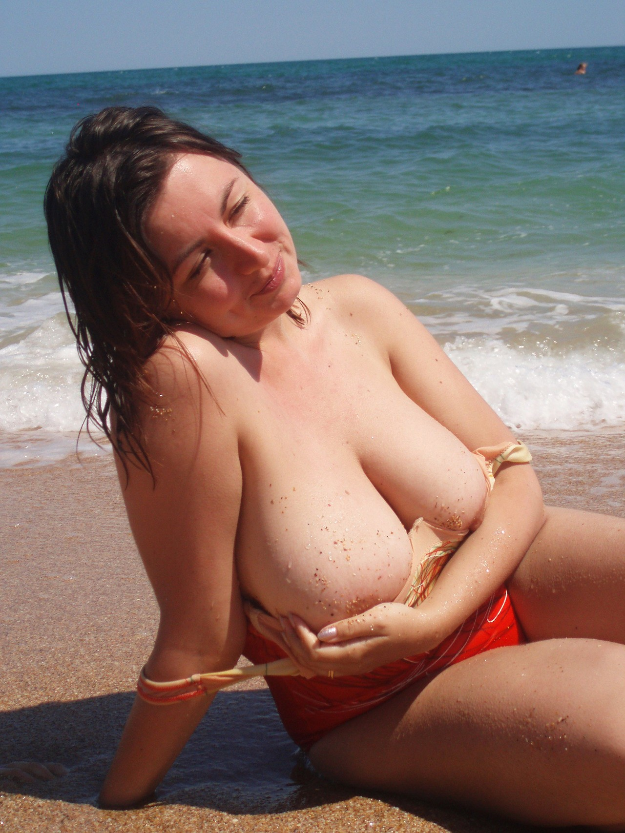 Consider, what beach booobs flash big dick think