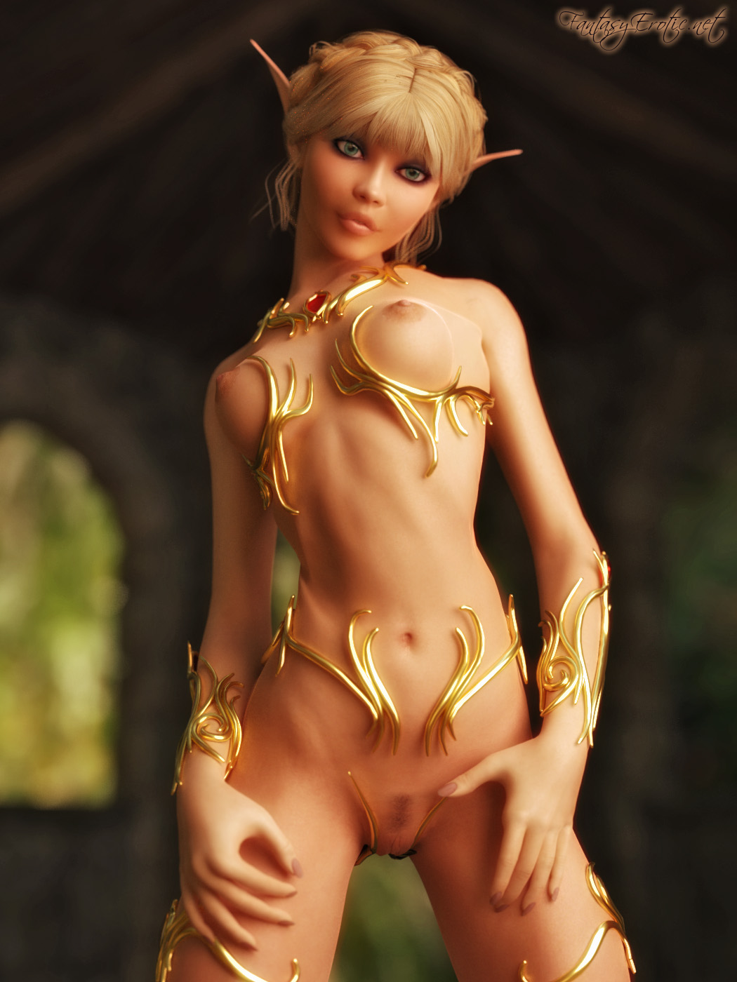 cosplay Sexy sex elf