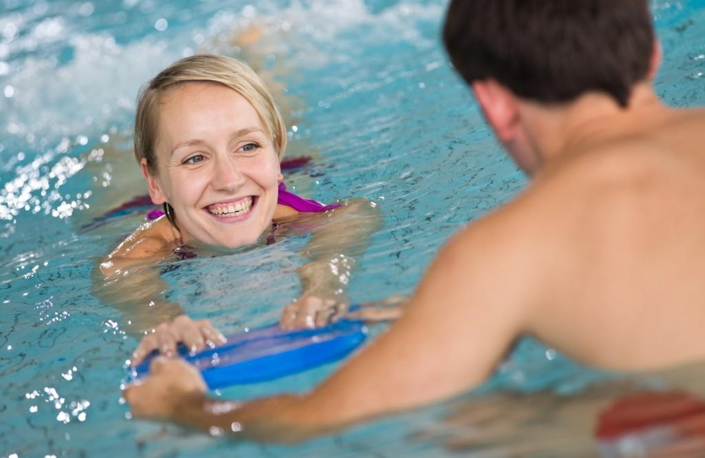 Swimming Lesson Porn