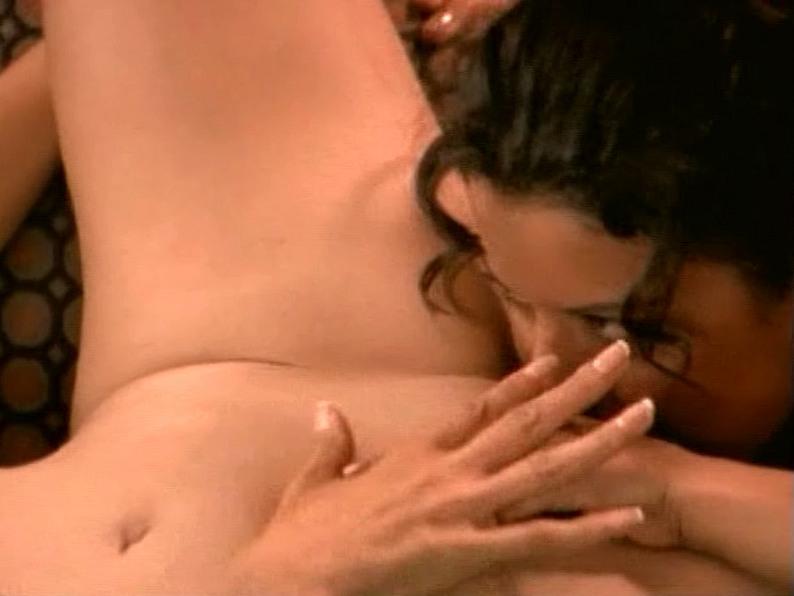 Lesbian Shower Sex Threesome