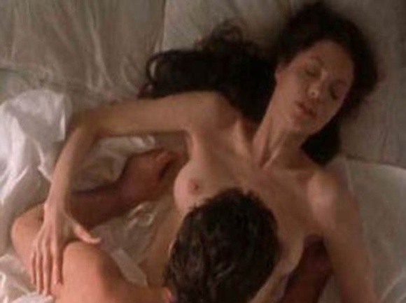 Very beautiful angelina jolie adult clip