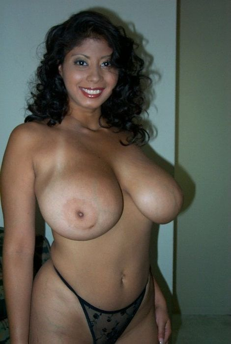 Big Mature Latina Tits
