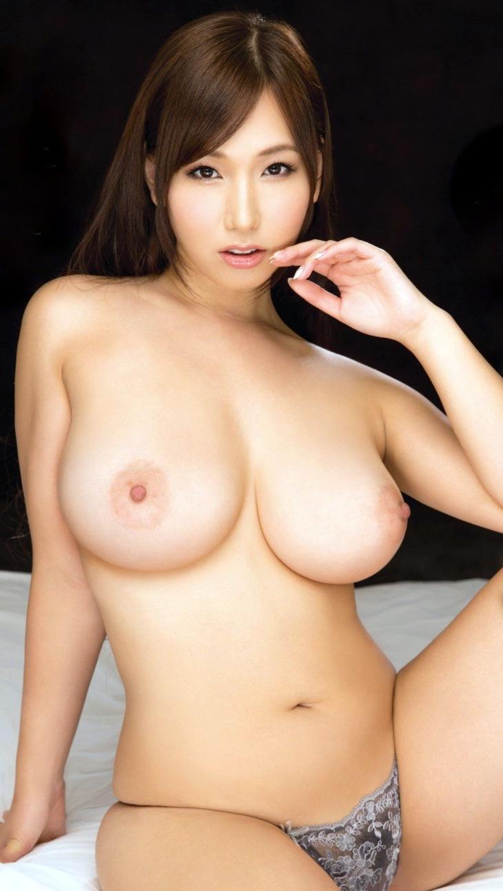 Nude big tit asian
