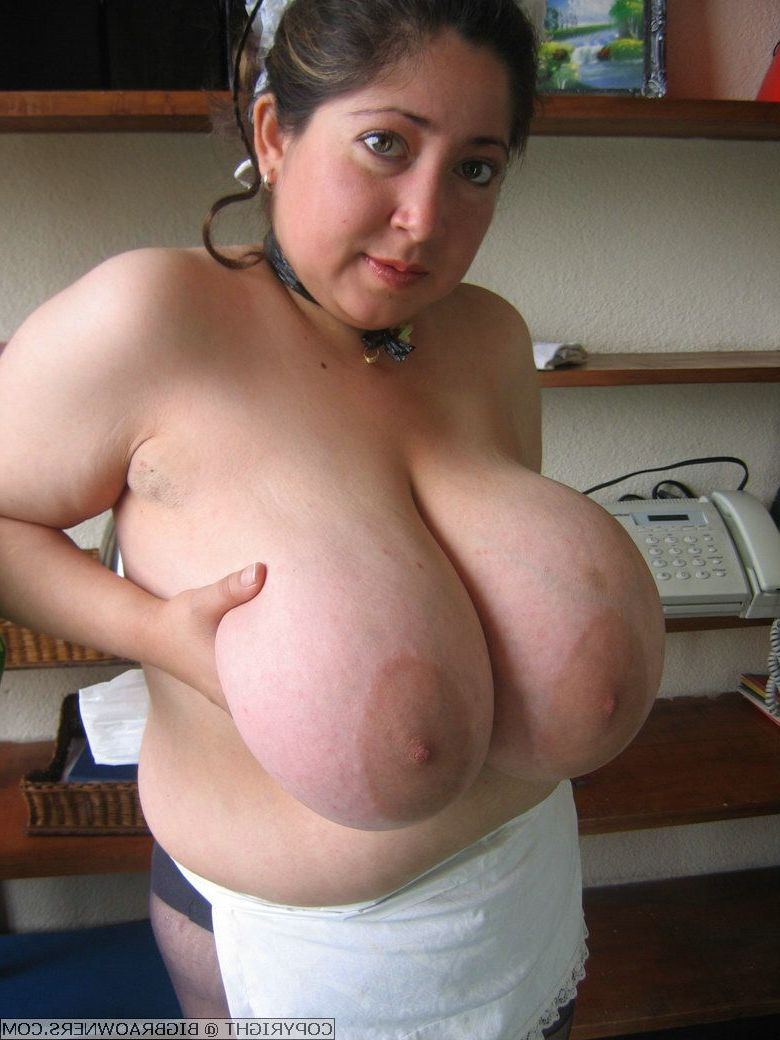 Wish Huge mature tits LOVE Black
