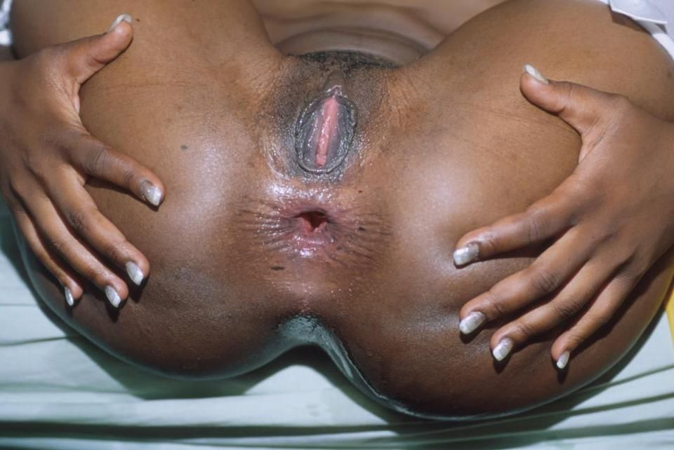 gaping assholes ebony