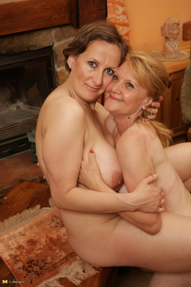 Old Very Mature Lesbians
