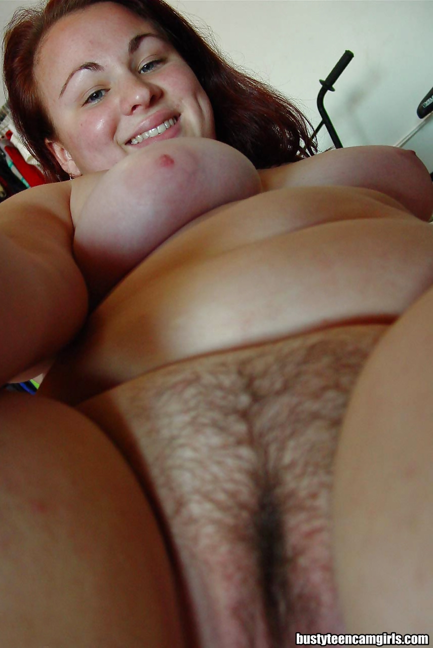 Chubby hairy webcam