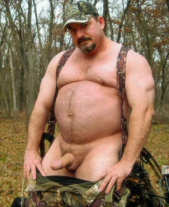 Bear big dick