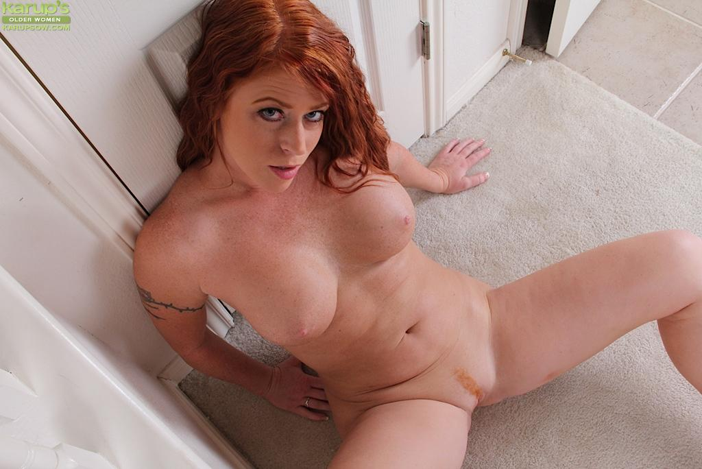 Apologise, free mature redhead speaking