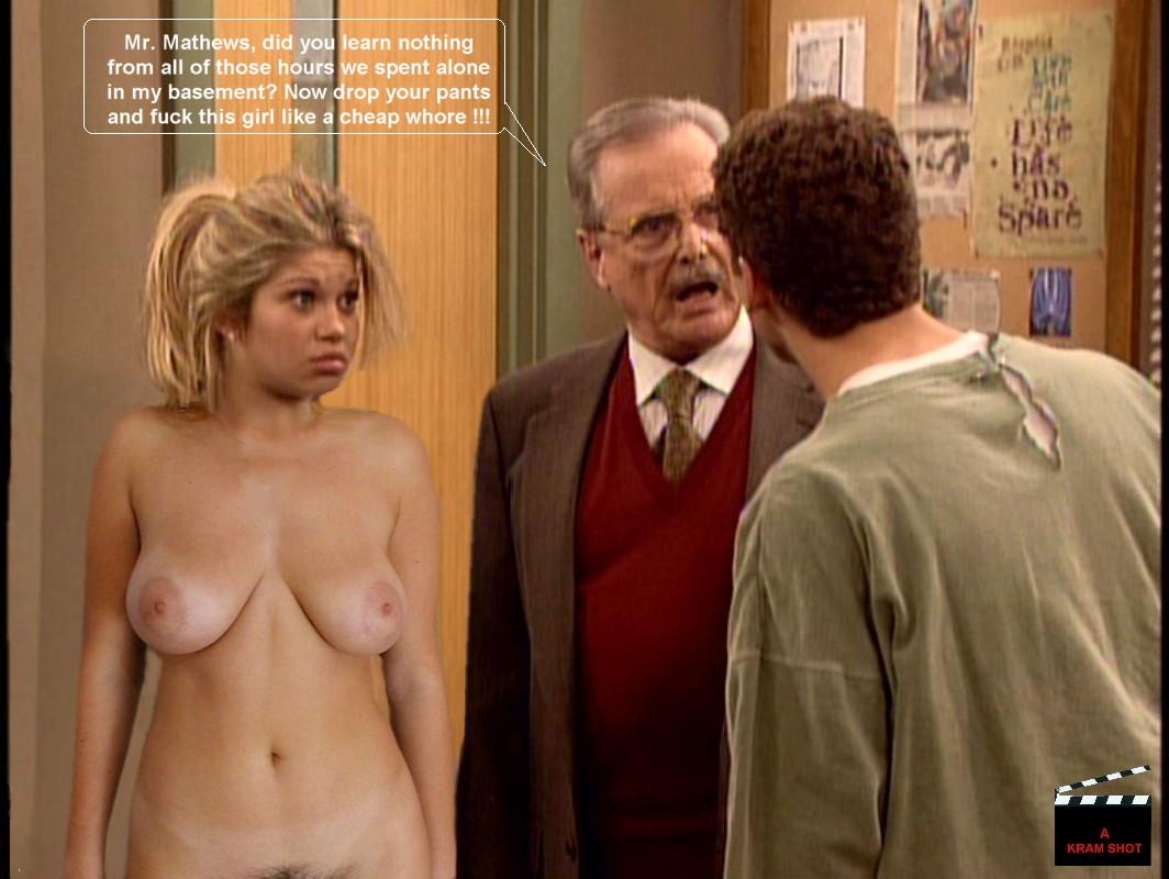 meets Danielle fishel world naked girl