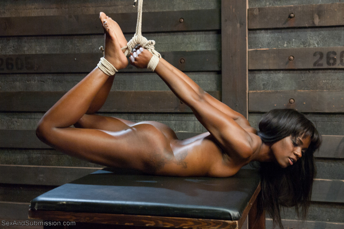 Black girls in bondage sex