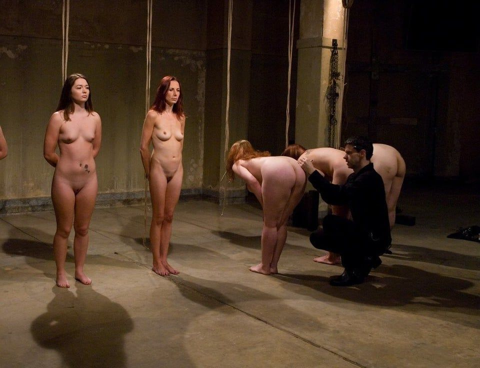 Apologise, Nude sex slave auction simply remarkable
