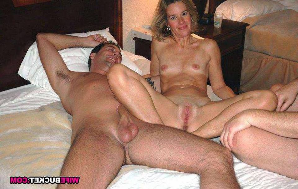 Swinger wife first party maybe, were