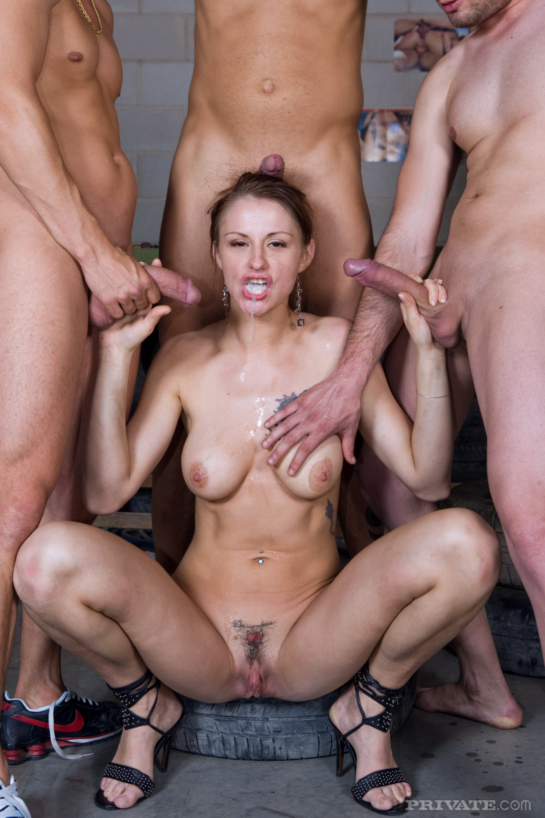 Angelica Wild Porn