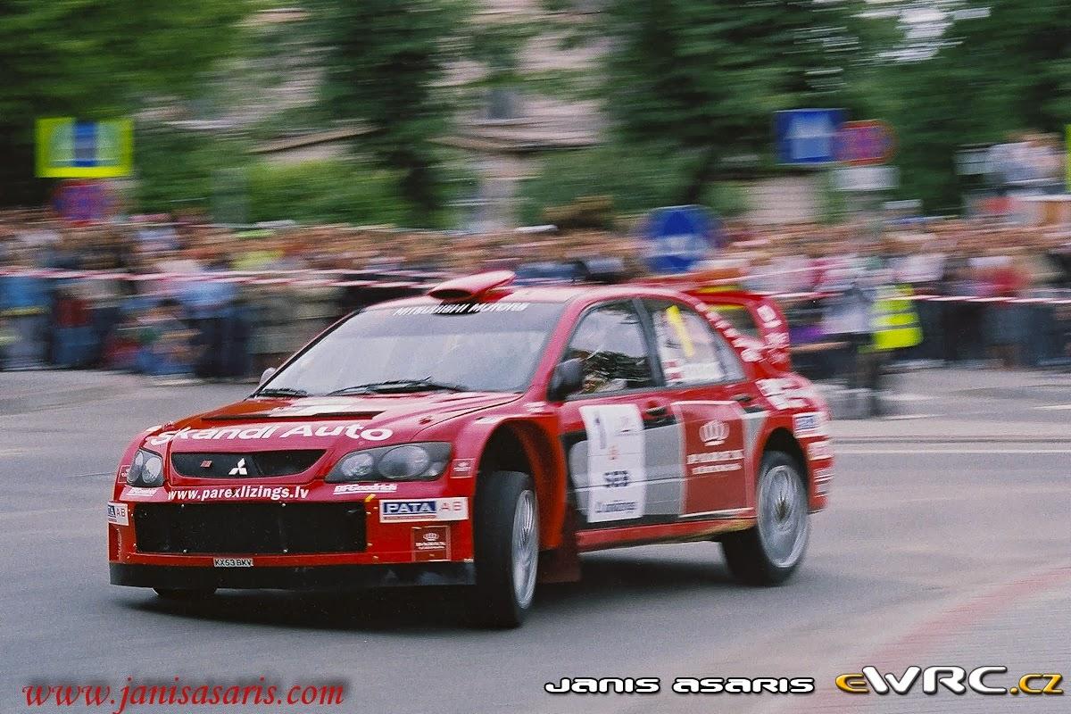 racing domination Mitsubishi