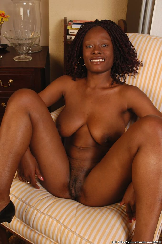 Nude mature black girls