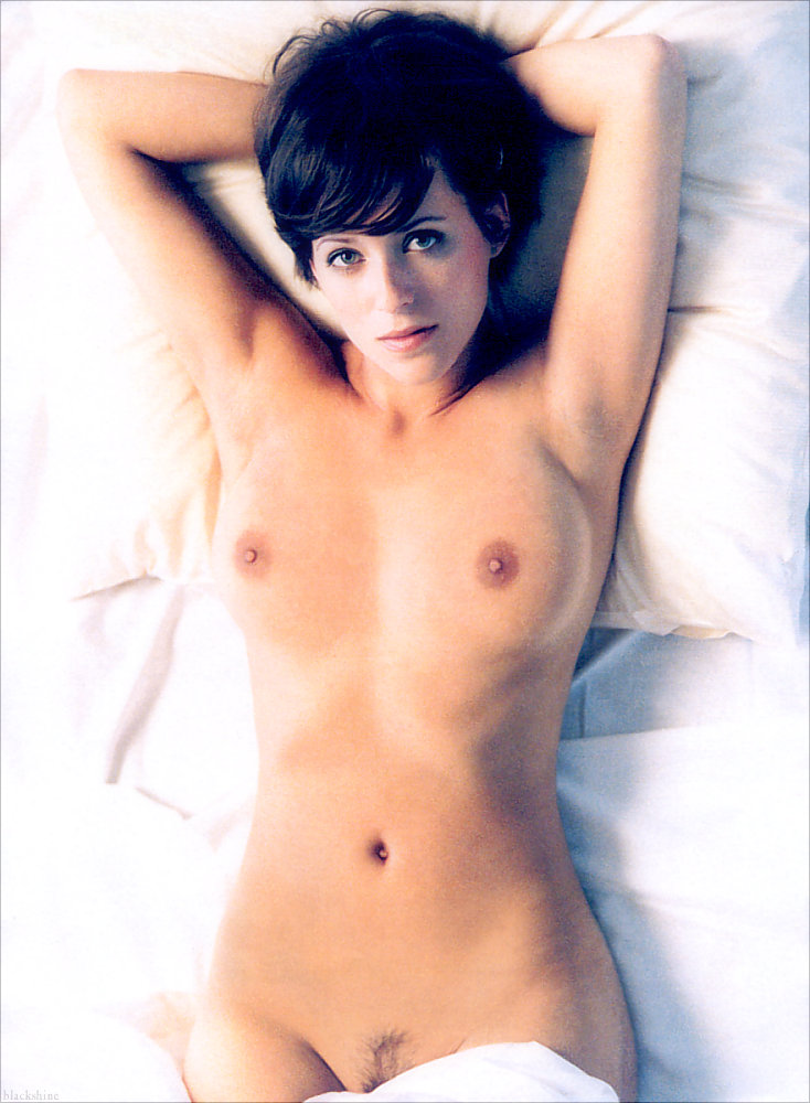 sexy naked women short hair