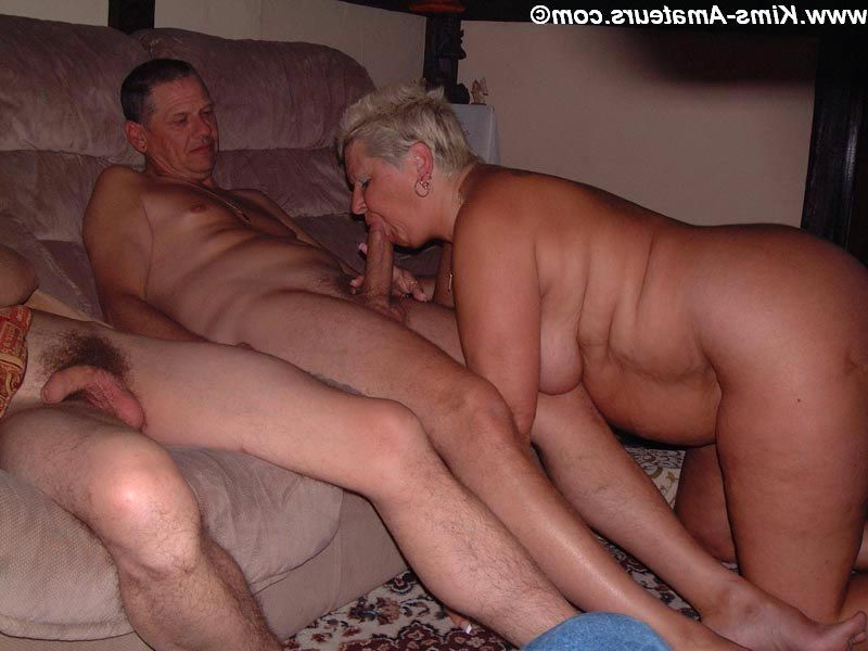 What Homemade mature orgy speaking