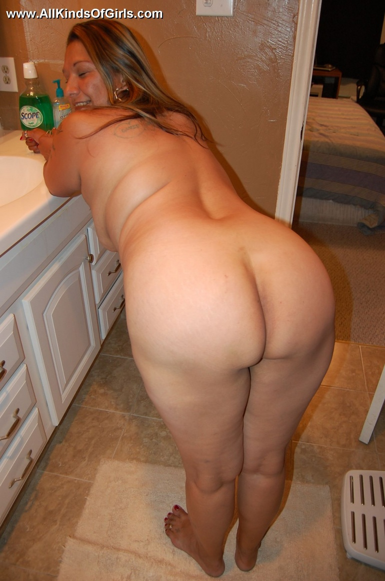 fat nude mexican woman