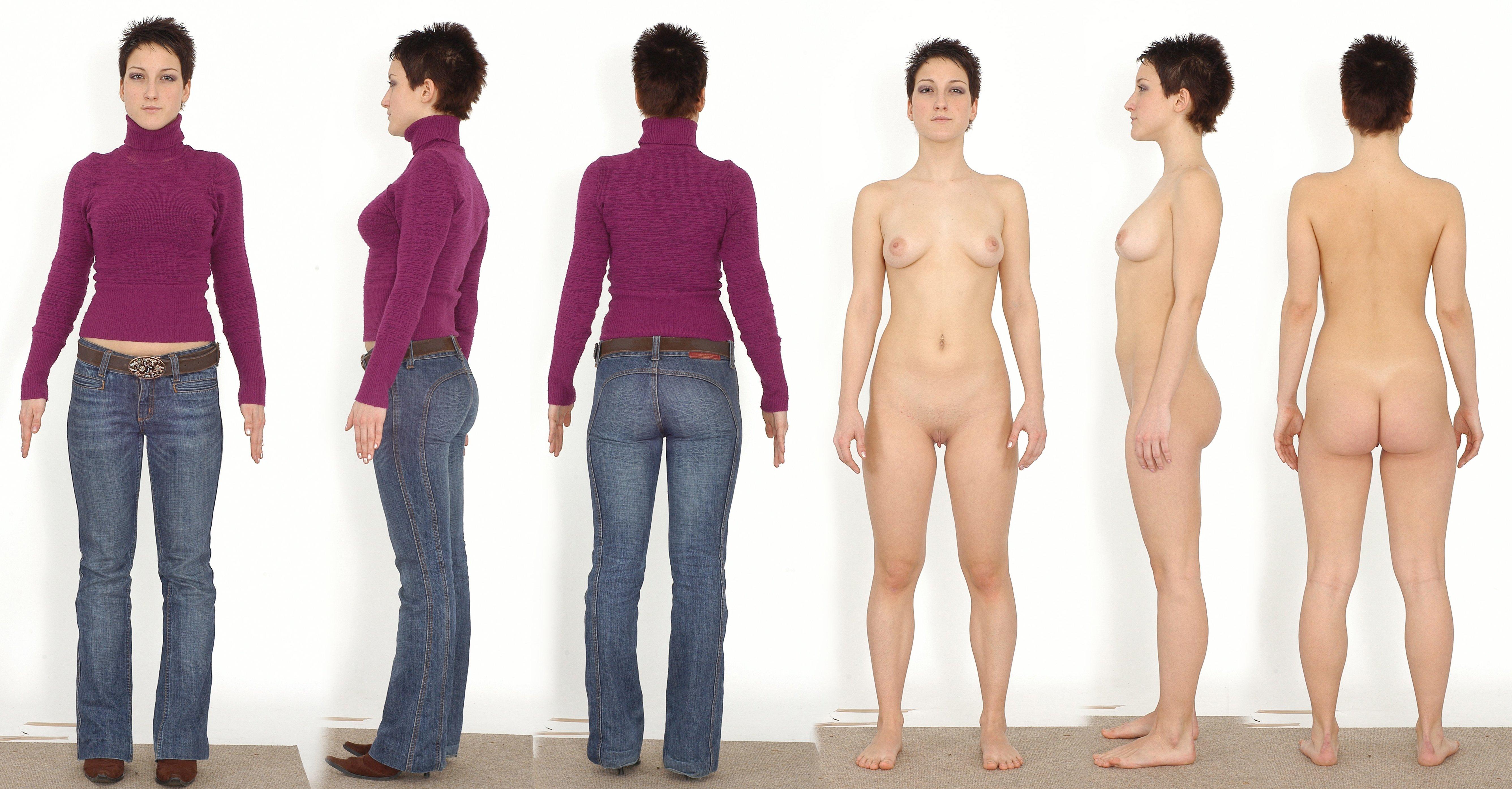 Сексуальная женщина умеет показывать свое тело с выгодных ракурсов, одеваясь в эротический прикид