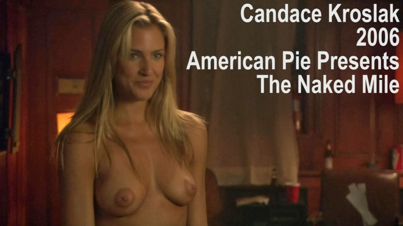 Celebrity The Naked Mile Unrated Pics