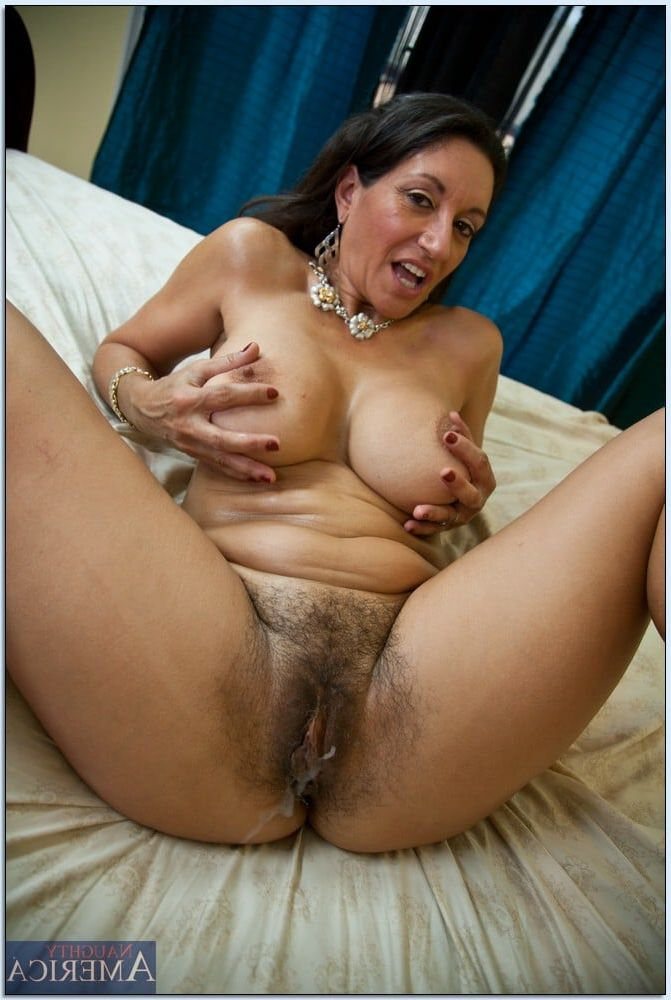 Crazy old mom gets fucked hard sucking a huge cock