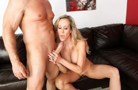 large tits handjob