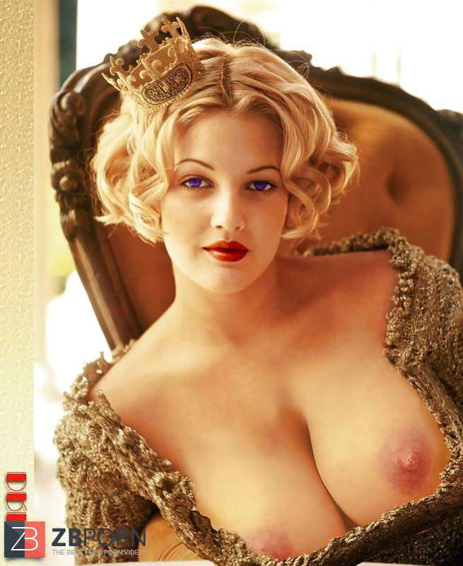 Drew barrymore sexy boobs