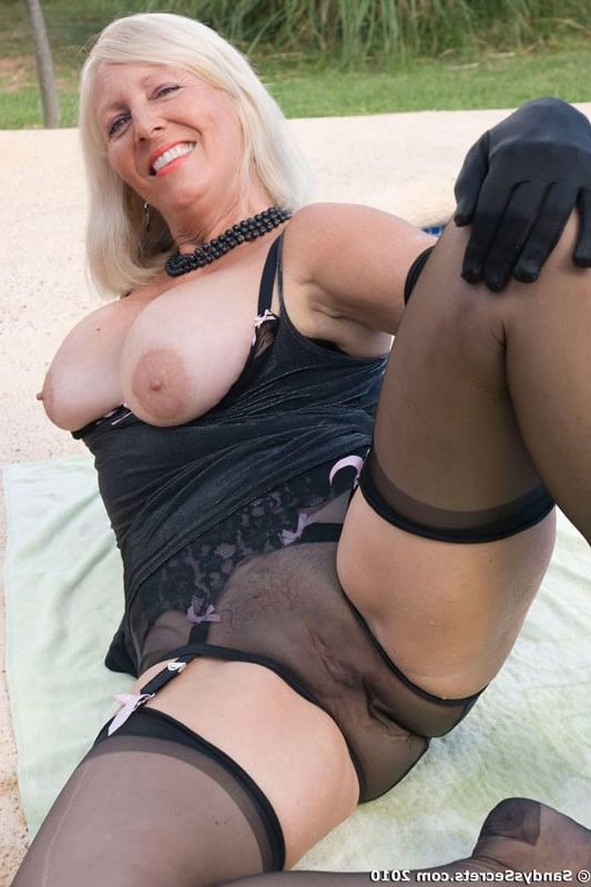 Think, Sandys secrets nylons stockings