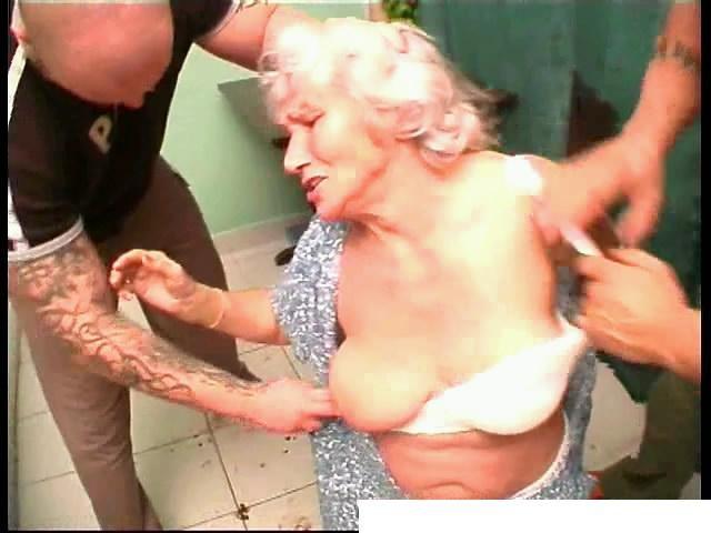 Tube granny rape X Granny