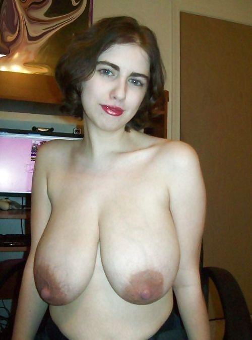 Amateur lady large