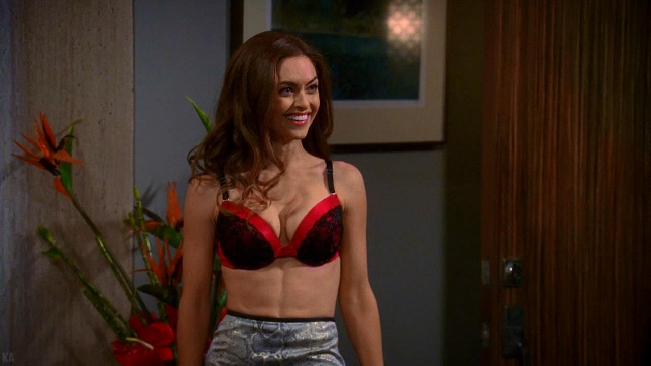 Two and a half men naked   XXX Porn Library