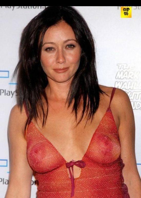 Doherty nude shannen Playboy