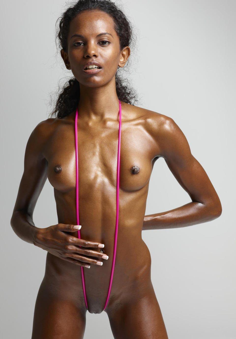 Finest Black Female Athletes Nude Gif