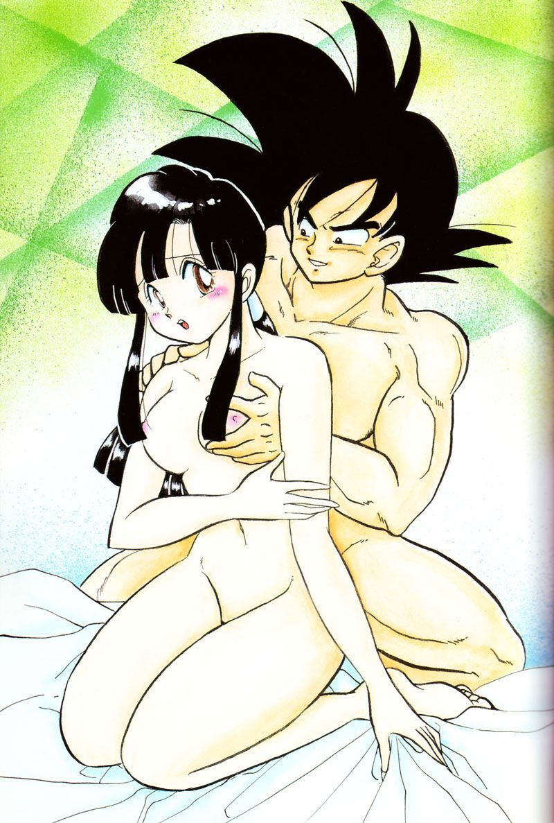 goku sex with chichi nude