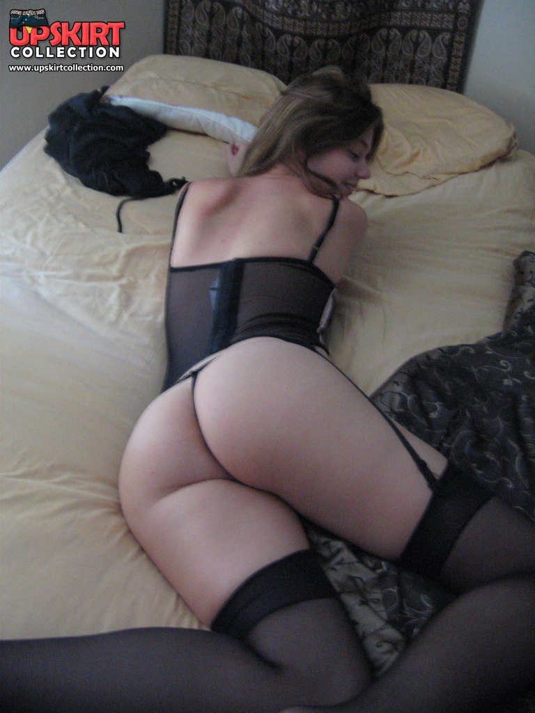 amateur wife garter belt