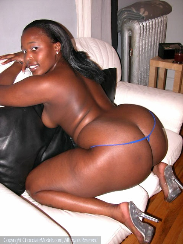Teen Black Girl Big Ass