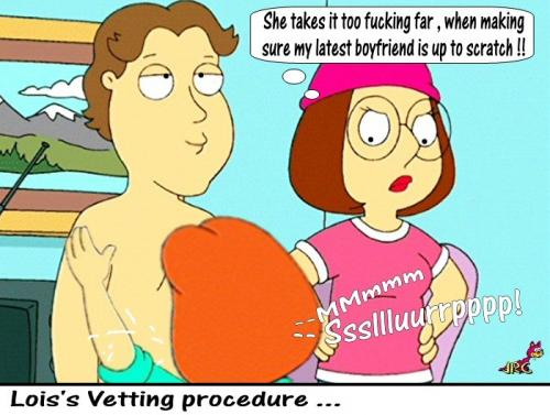 Have removed lois griffin is a slut phrase sorry